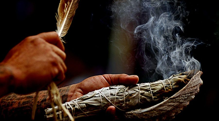 Smudging Ceremony